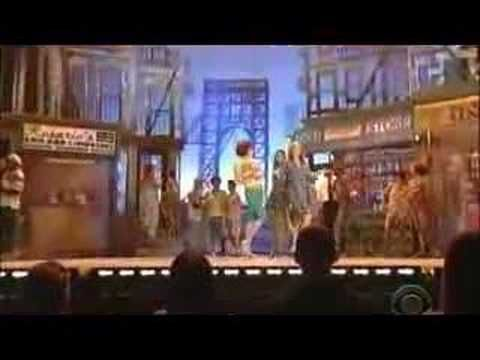 """2008 Tony Awards performance of """"96,000"""" from In the Heights. I absolutely adore Lin-Manuel Miranda and I still desperately want to see this show"""