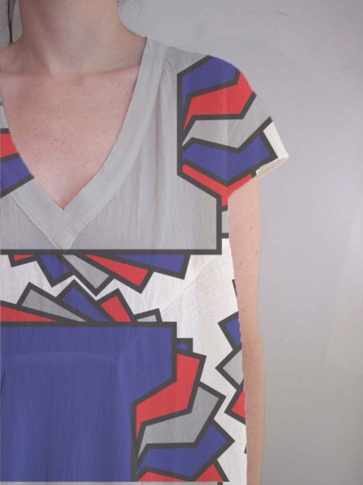 #21 Collection #1 - by Nathalia Mandelli  Note: This picture is not mine, only the design of it!