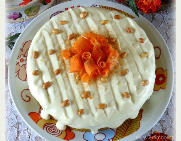 Любимый морковный пирог Оззи Осборна