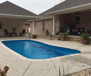 Best 25 fiberglass swimming pools ideas on pinterest - In ground swimming pools for sale near me ...