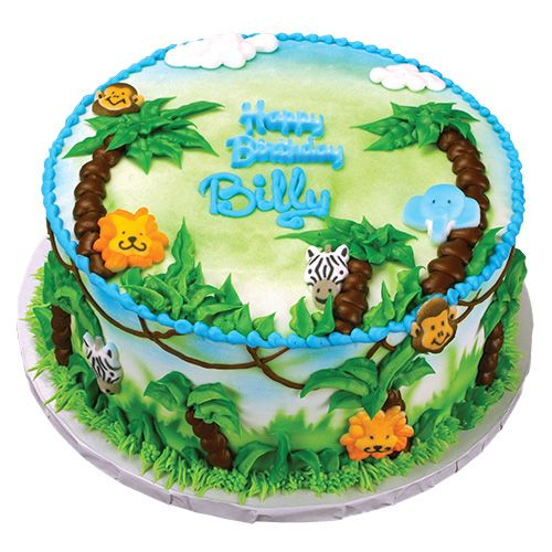 Cake Decorations Jungle Theme : 1000+ ideas about Jungle Theme Cakes on Pinterest Shower ...