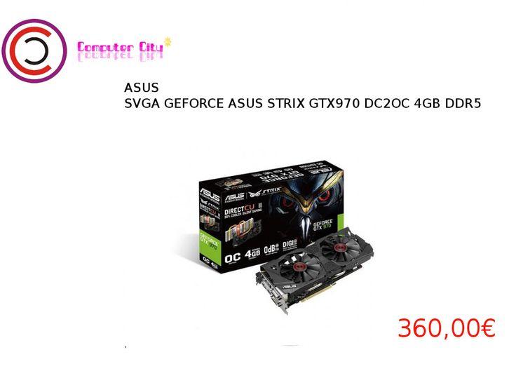 GEFORCE ASUS STRIX-GTX970 4GB DDR5 Familia de procesadores ...