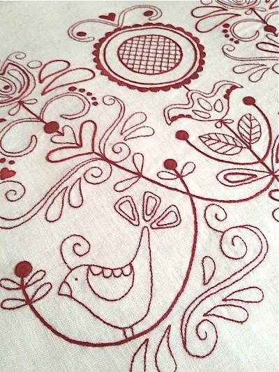 Scandinavian Embroidery                                                       …