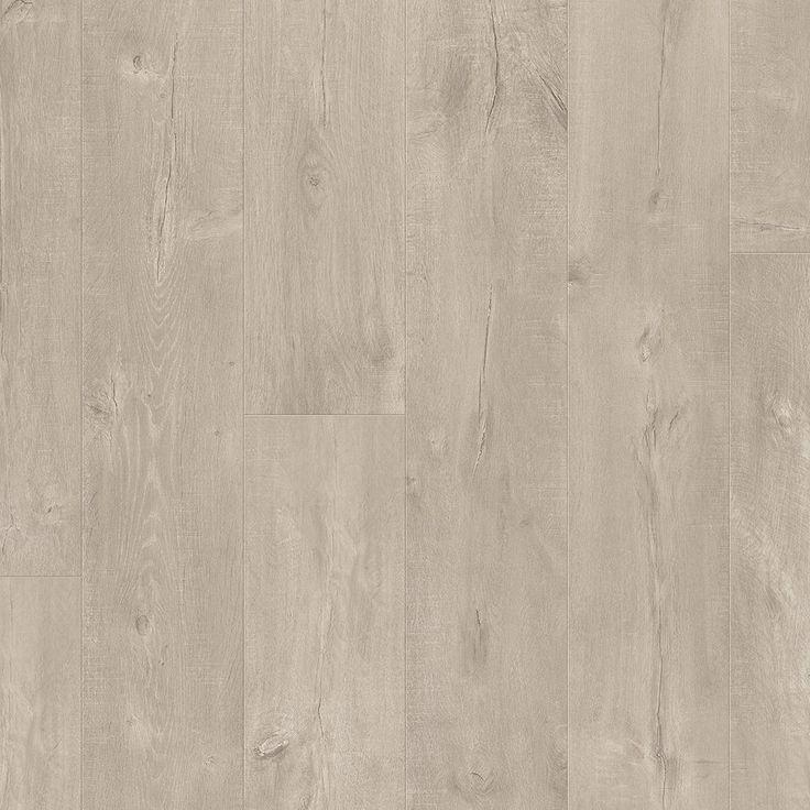 QuickStep Largo Laminate Flooring LPU1663 Dominicano Oak Grey | J003719
