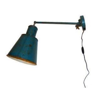 Vegglampe, fabrikk