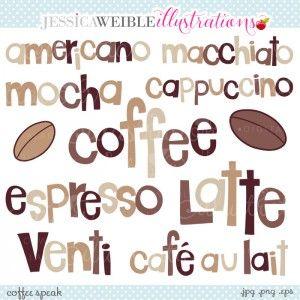 Coffee Speak