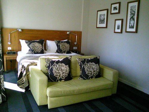 Room At Apex Waterloo Place Hotel In Edinburgh