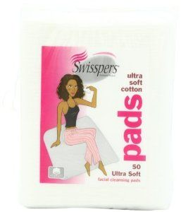 Swisspers Premium Cotton Facial Cleansing Pad, 50-Count (Pack of 6) - See more at: http://supremehealthydiets.com/category/beauty/tools-accessories/cotton-swabs/#sthash.tpq9mD5f.dpuf