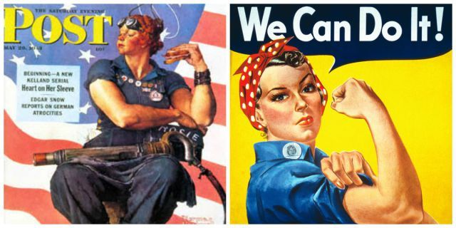 "The woman who inspired ""Rosie the Riveter"" has died at 92 — Quartz"