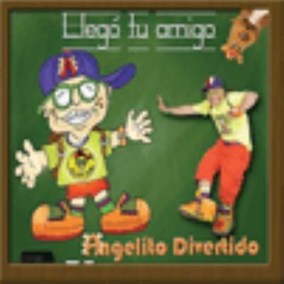 Cover image for Llego tu amigo