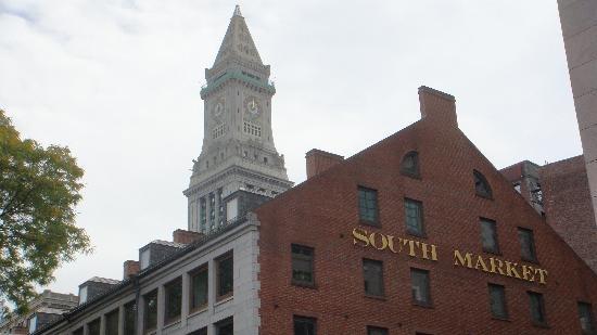 Freedom Trail: South Market