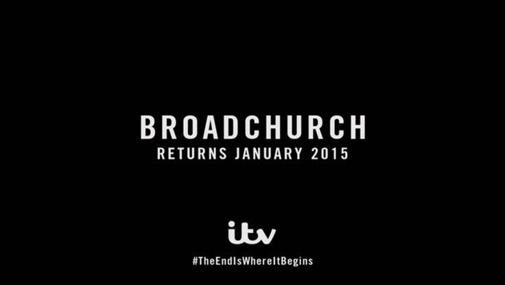 VIDEO: 4th Teaser Trailer for Broadchurch 2 – Ellie Miller – What Do I Do Now ?