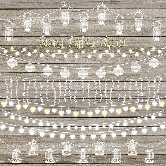 Artisan String Lights : String lights clip art:
