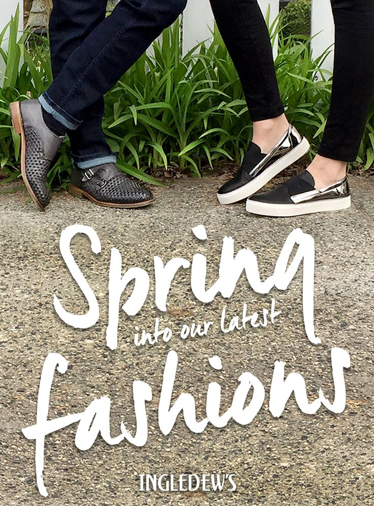They're here! Our Spring fashions are arriving daily! Featuring some of the most fashionable styles anywhere.