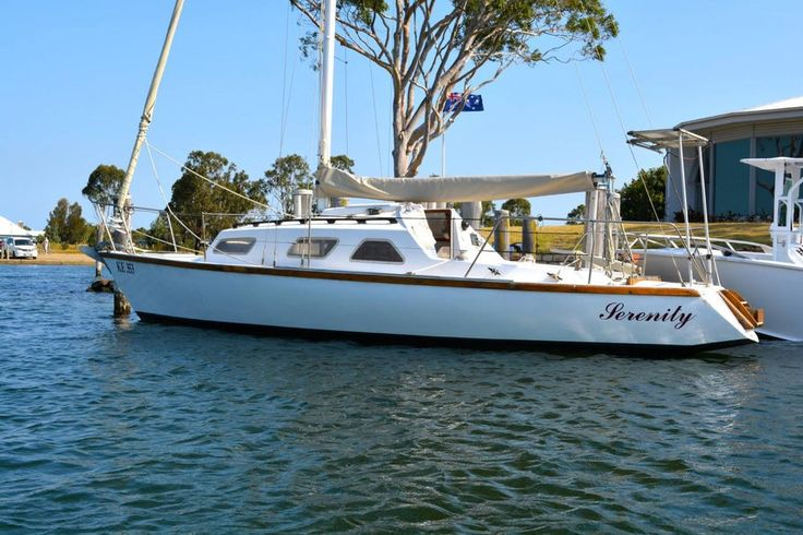 Serendipty 28ft John Spencer Design Yacht 1982