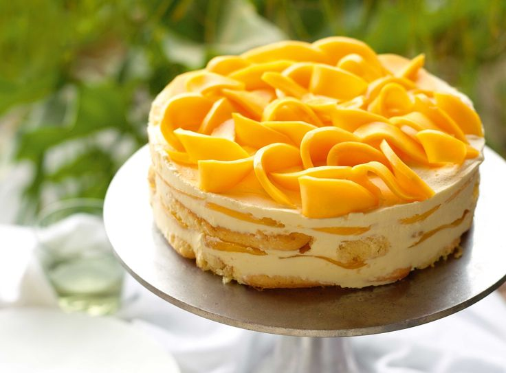 The mangomisu is one of delicious. magazine's most popular recipes, ever. Light, fresh and full of juicy mango, it's the tropical rendition of classic tiramisu, and the perfect summer entertaining dessert.