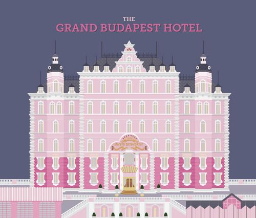 17 best images about the grand budapest hotel on pinterest models miniature and old headboard. Black Bedroom Furniture Sets. Home Design Ideas