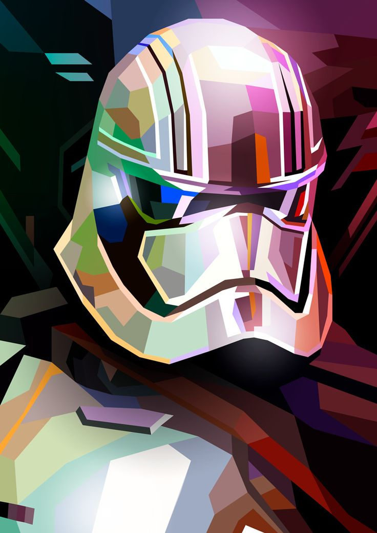 Star Draws: The Force Awakens - Liam Brazier Illustration & Animation
