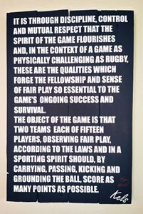 IRB Player Charter
