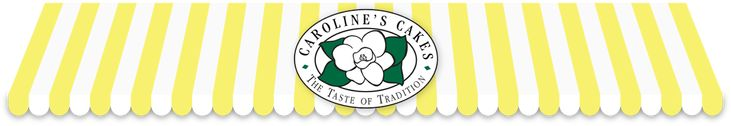 Carolines Cakes (in MD, but you can order online) - the best place to get a cake  - crazy price, but well worth it since it's a special occasion.... And, it tastes SOOO good!