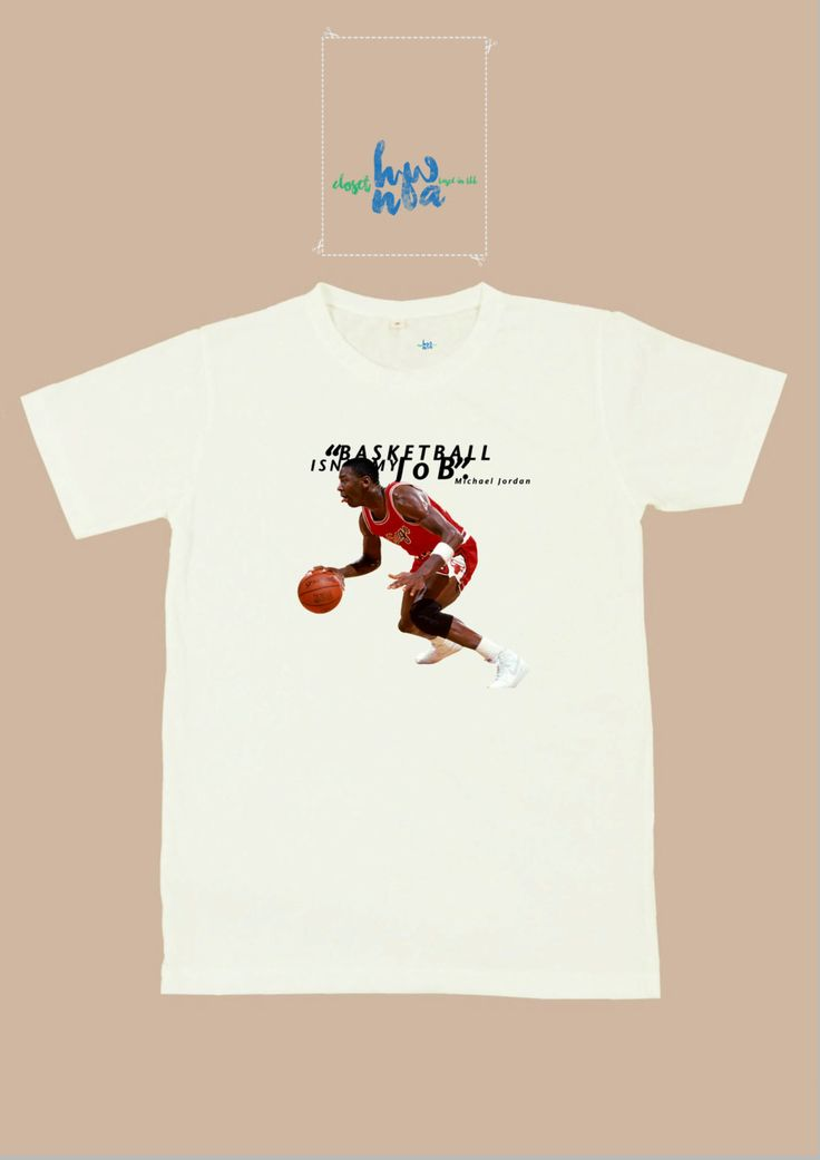 Michael Jordan T shirts S,M,L,XL by hyenacloset on Etsy
