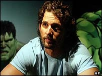 """Australian actor Eric Banna, Hulk 2003. """"A girl's got to be fun. It's the one bit of advice I always give to friends of mine who are thinking of getting married."""""""