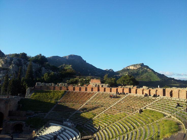 Taormina - Il Teatro