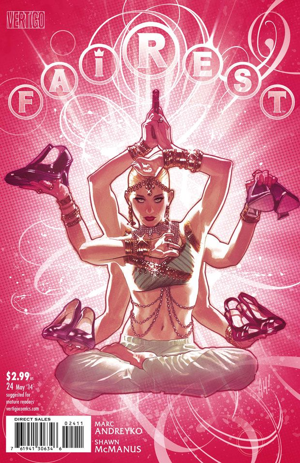 "That Old Magic Feeling: Exclusive Preview of ""Fairest #24"""