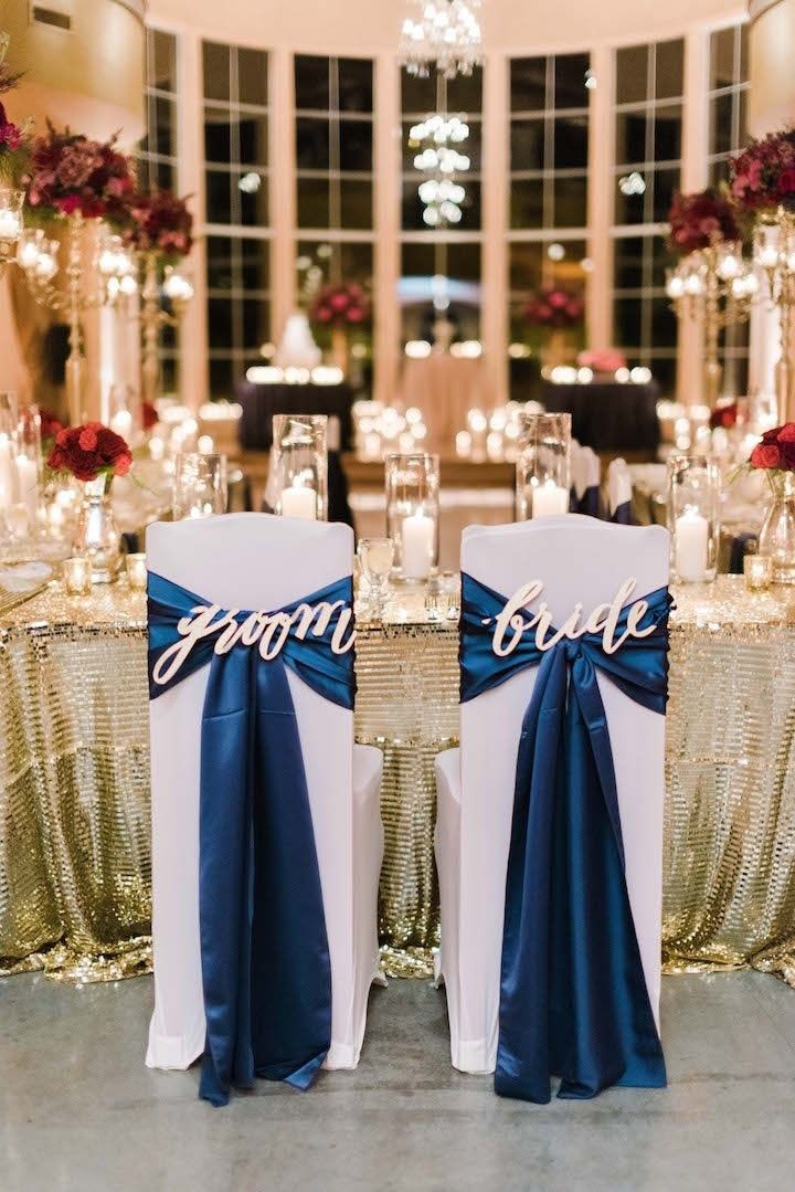 wedding reception idea; photo: Dana Fernandez