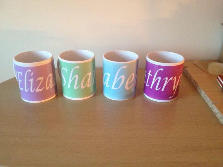 Personalised Mugs Personalised Photo Mugs by DesignAndGift on Etsy, £3.00