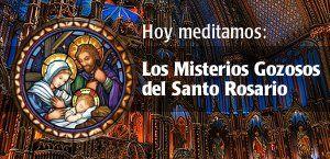 Rosario por los difuntos - Misterios Gozosos - Lunes y Sábado   Proyecto Emaús