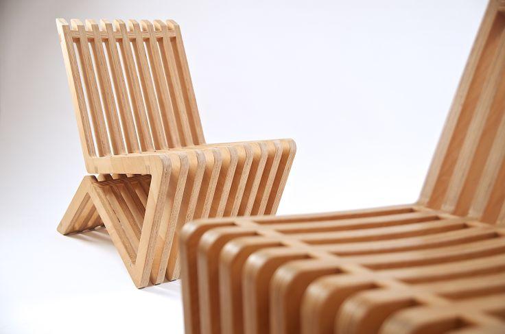 Turn it around! 2 seat, by 201 Design Studio
