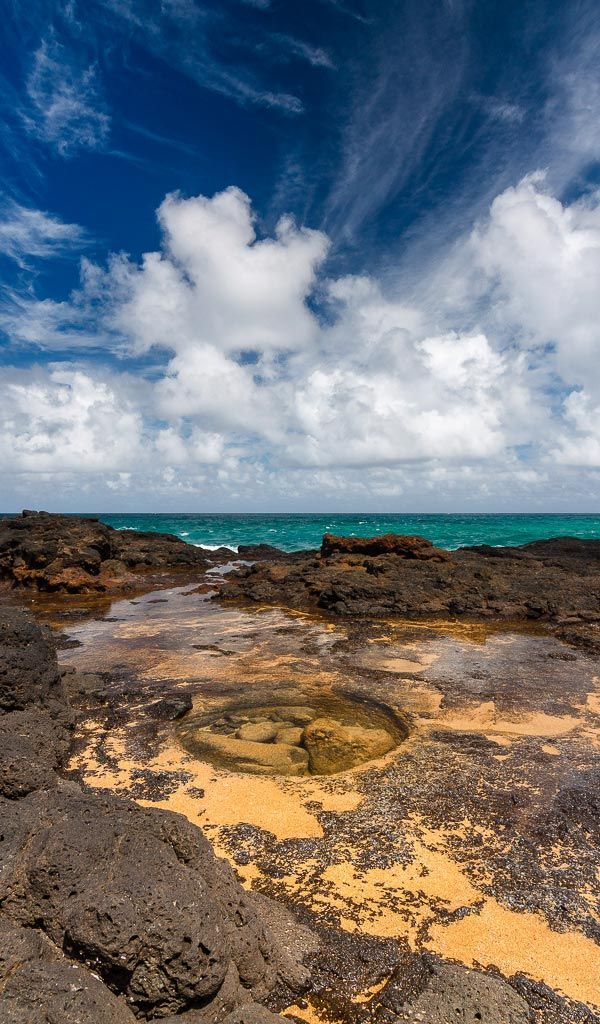 ✯ Secret Lava Pools - Kilauea, Kauai, HI