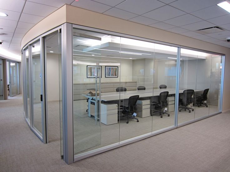 Infinium Wall Systems Office Design Glass Walls For