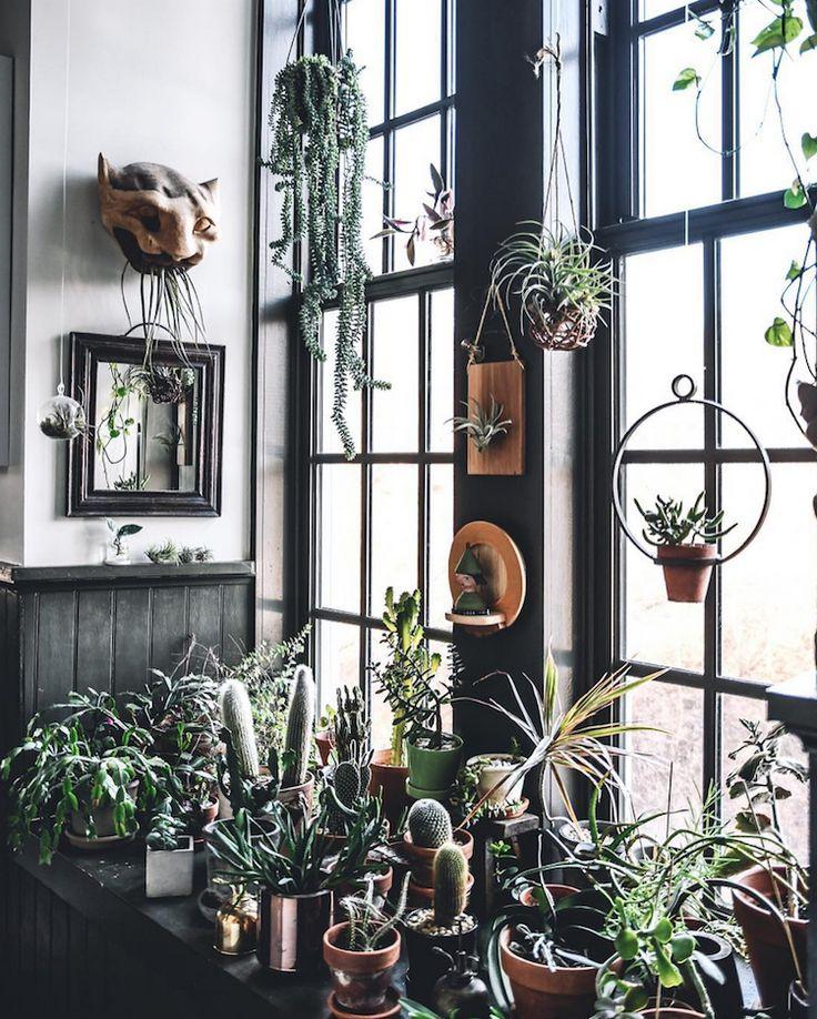 decordemon: ''Urban Jungle'' An Incredible Loft