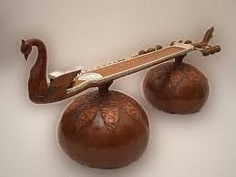Antico strumento indiano