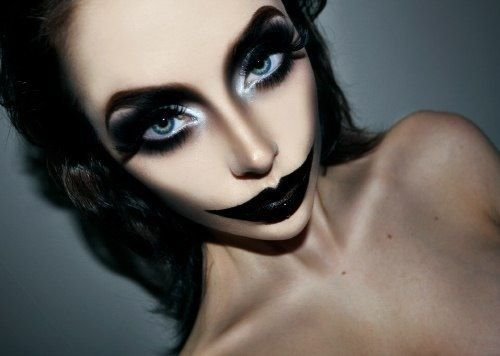 73 best Halloween Make-Up images on Pinterest | Halloween make up ...