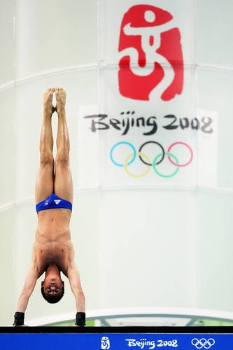 2008 Tom Daley, Great Brittain