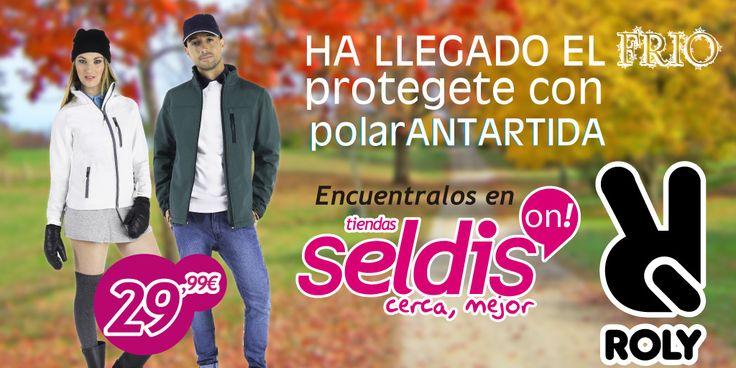 Ha llegado el frio, a los mejores precios y con las últimas novedades en www.tiendasseldis.es #eligerecogeypaga