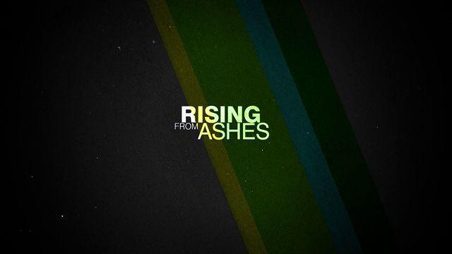 Rising From Ashes - Rwanda Cycling Team