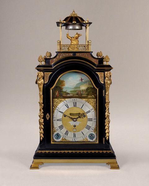 STEPHEN RIMBAULT musical automaton c. 1770 to 1775 London