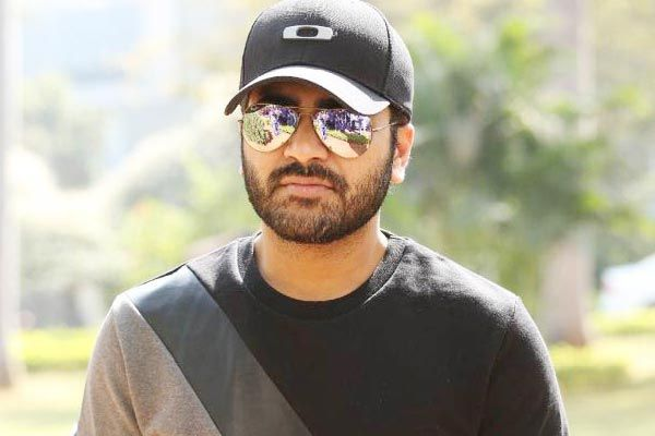 sharwanand over confidence
