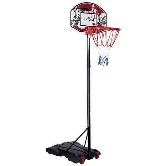Good Auf geht us zum K rbewerfen u mit dem Basketballst nder All Stars von HUDORA ucbr