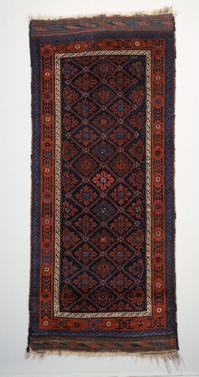 Culture Baluchi People Creation Date Late 19th Century Collection Textiles  Materials Wool Dimensions 36 X 84
