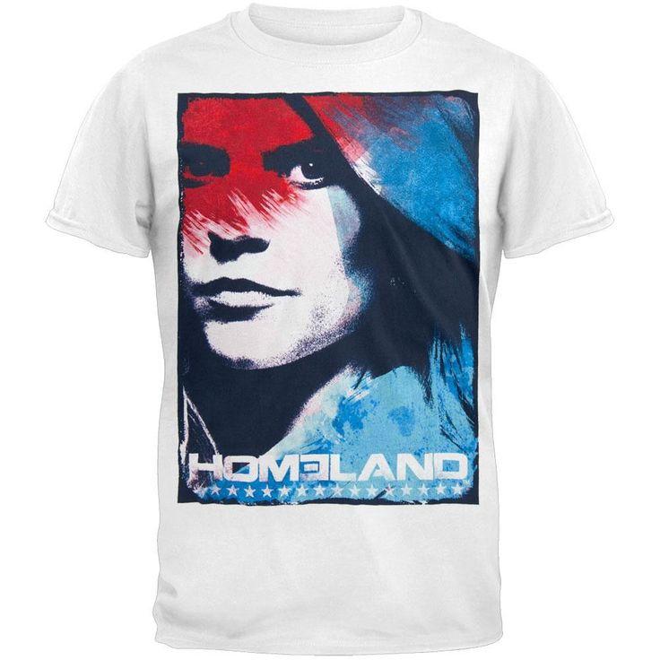 Homeland - Patriotic Carrie T-Shirt