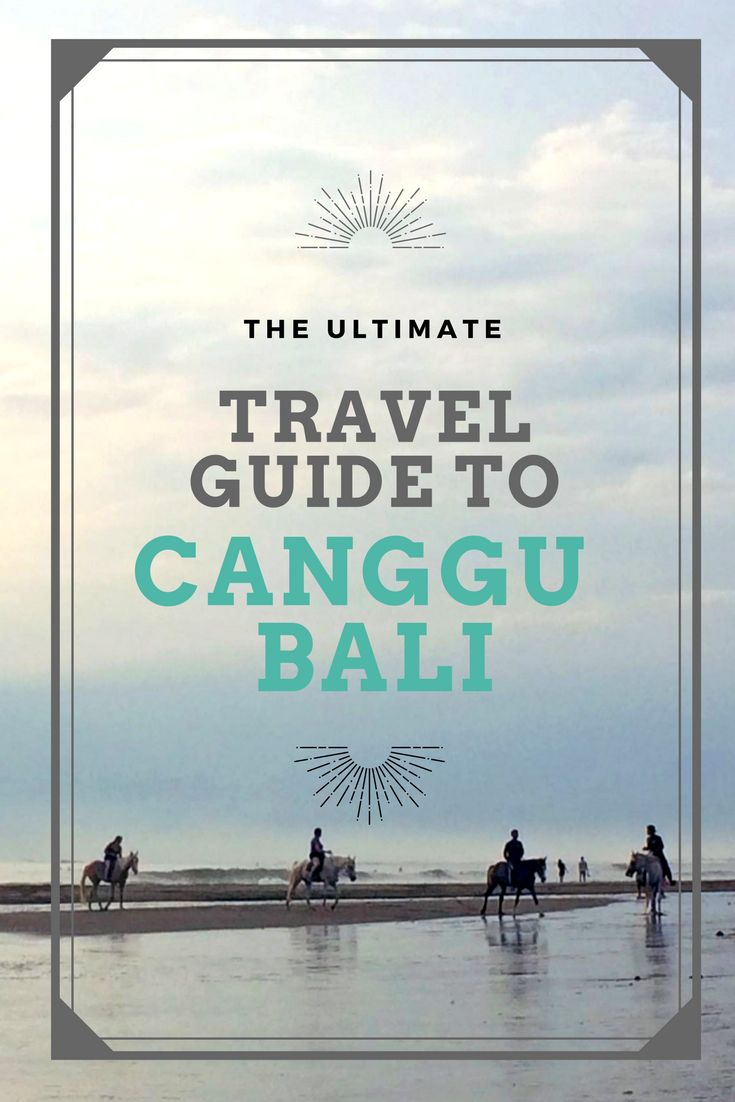 Canggu is slowly becoming popular by digital nomads seeking a life closer to the beach and surf-able waves. It's especially popular among expats which is visible with modern villas popping up between the lush green rice fields, great cafés and the proximity to many attractions around the island, including next door Seminyak. #Canggu #CangguBali #canggulife