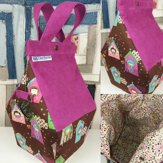 Hey, I found this really awesome Etsy listing at https://www.etsy.com/listing/570929573/birdhouse-shaped-project-bag-for