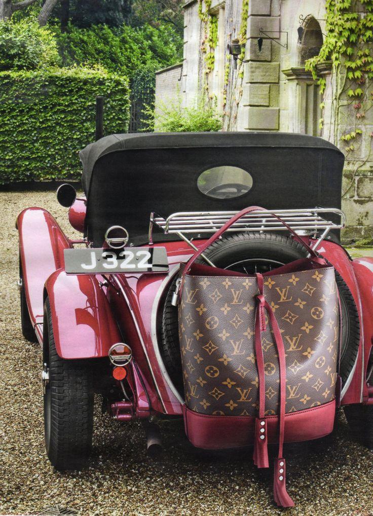♔ LV, Louis Vuitton Blue Monogram Mini Lin Canvas Josephine PM Bag. ¡ø$129.9!!! www.pick-discounts.com