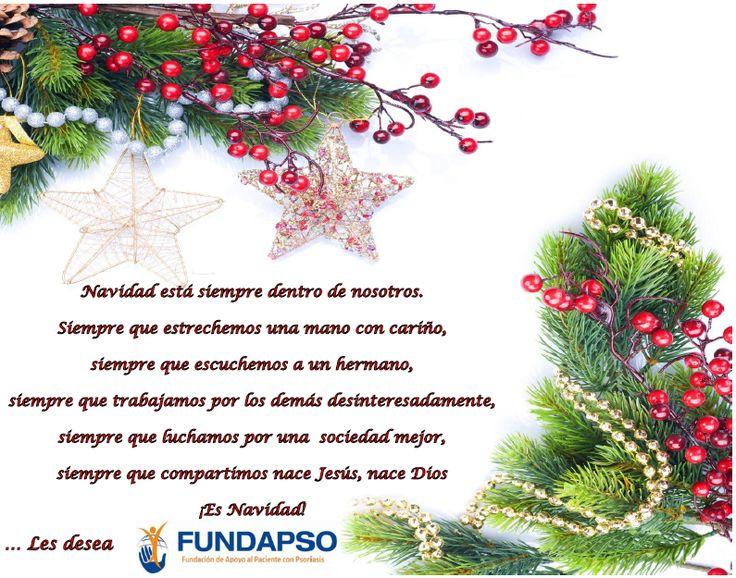 Todos nuestro mejores deseos en esta Navidad!!!