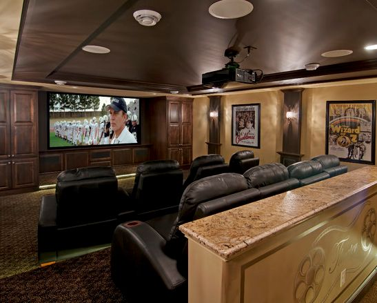 30 Best Images About Small Home Theater On Pinterest
